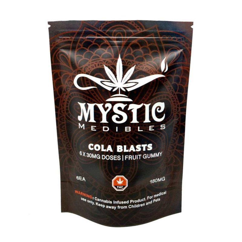 Cola THC Gummies